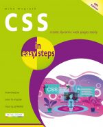 CSS  in easy steps, 4th edition