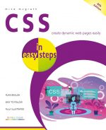 CSS in easy steps, 4th edition – ebook (PDF)