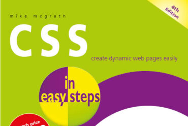 New release: CSS in easy steps, 4th edition