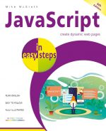 JavaScript in easy steps, 6th edition – ebook (PDF)