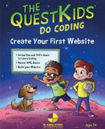 Create Your First Website in easy steps – The QuestKids Do Coding – UK English edition – ebook (PDF)