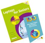 Laptops for Seniors in easy steps + 100 Top Tips – Stay Safe Online and Protect Your Privacy – SPECIAL OFFER