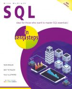 SQL in easy steps, 4th edition ebook (PDF)