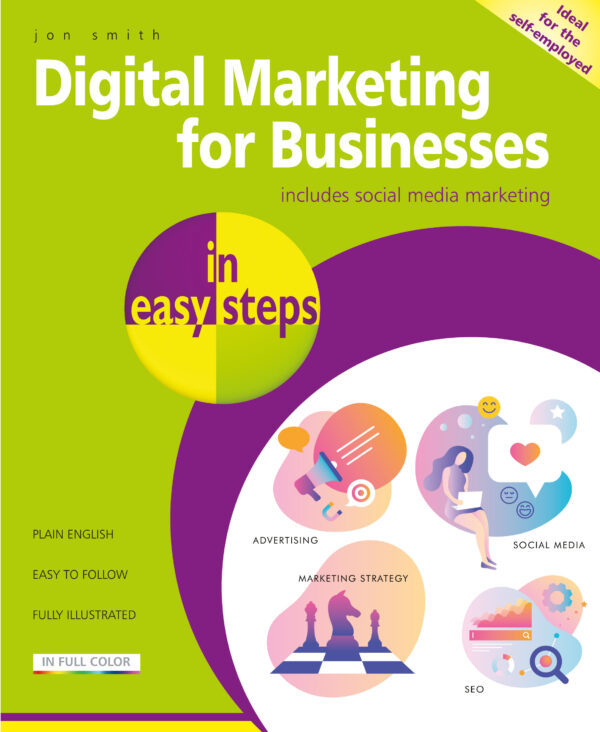Digital Marketing for Businesses in easy steps 9781840788631