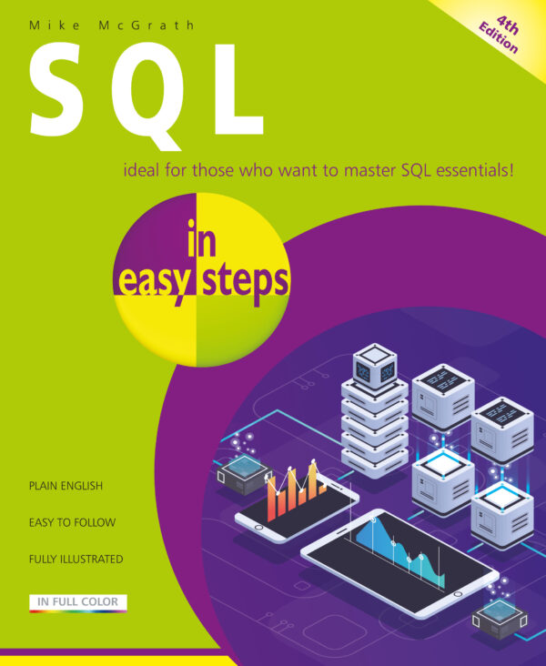 SQL in easy steps, 4th edition 9781840789027
