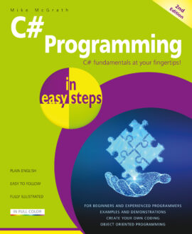C# Programming in easy steps, 2nd edition