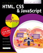 HTML, CSS & JavaScript in easy steps