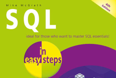 Just released : SQL in easy steps ebook for Kindle, Apple Books, Google Play, Kobo and Nook