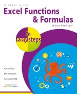 Excel Functions & Formulas in easy steps – ebook (PDF)