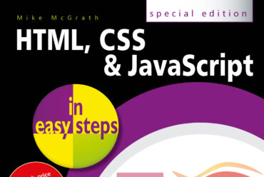 New release : HTML, CSS & JavaScript in easy steps