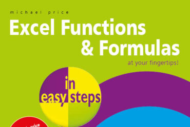 New release: Excel Functions & Formulas in easy steps