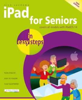 iPad for Seniors in easy steps, 10th edition