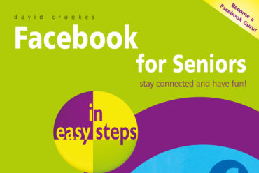 New release: Facebook for Seniors in easy steps ebook version
