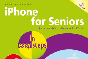 New releases: iPhone for Seniors in easy steps, 7th edition & GO Programming in easy steps