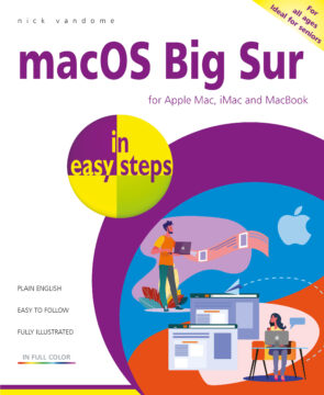 macOS Big Sur in easy steps 9781840789164