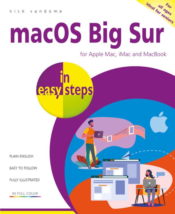 macOS Big Sur in easy steps 9781840789164