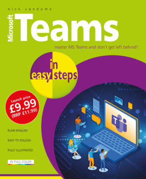 Microsoft Teams in easy steps 9781840789317