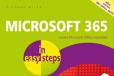 New release: Microsoft 365 in easy steps