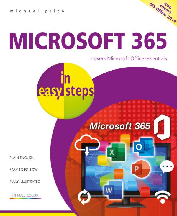 Microsoft 365 in easy steps 9781840789355