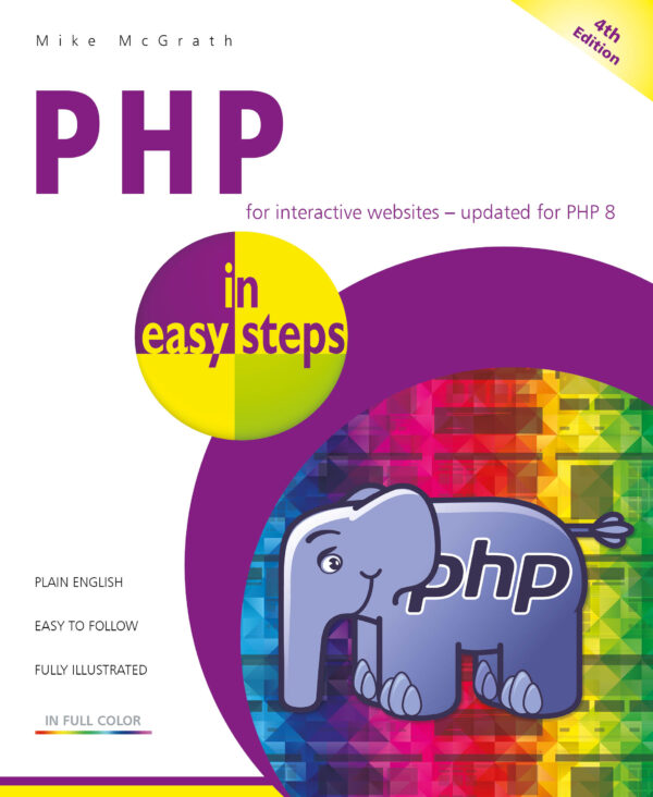 PHP in easy steps, 4th ed 9781840789232 ebook PDF