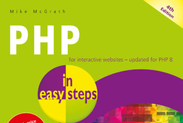 New release: PHP in easy steps, 4th edition