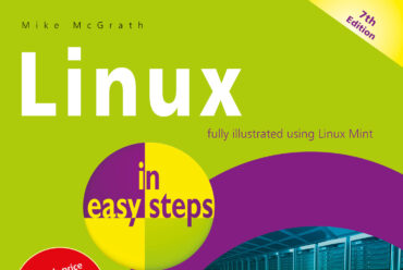 New release: Linux in easy steps, 7th edition