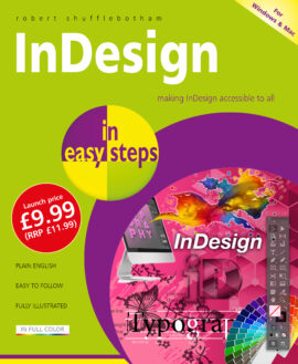 InDesign in easy steps, 3rd edition