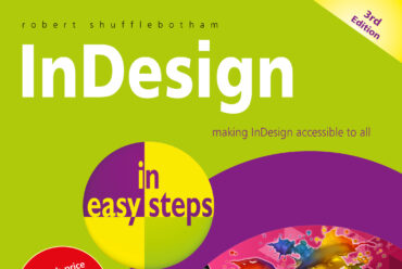 New release: InDesign in easy steps, 3rd edition