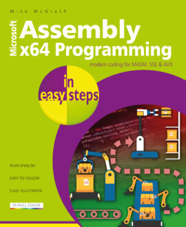 Assembly x64 Programming in easy steps