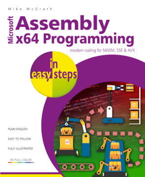Assembly x64 Programming in easy steps 9781840789522 ebook pdf