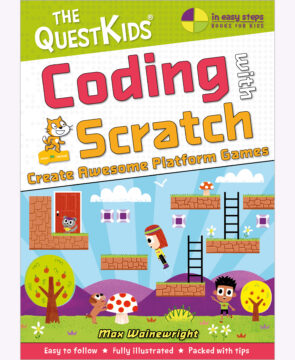 Coding with Scratch - Create Awesome Platform Games 9781840789546