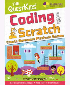 Coding with Scratch – Create Awesome Platform Games